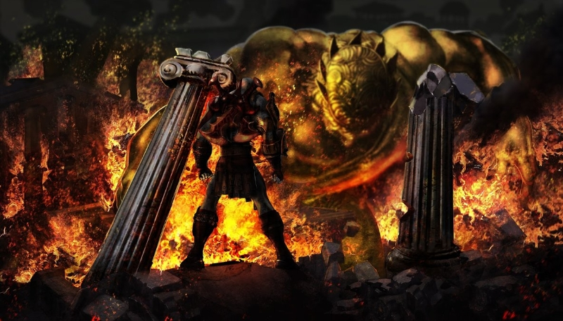 God Of War Ascension Wallpapers