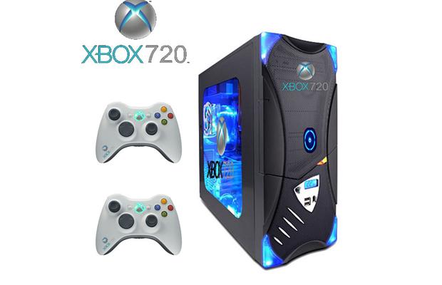 the real xbox 720 controller wwwpixsharkcom images