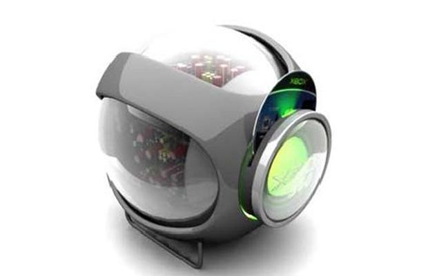 neXBox: 10 Awesome Xbox 720 Concept Designs Xbox 720 Console Design