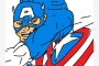 Draw-Something-Captain-America