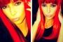 Kim Kardashian Red Wig