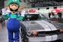 Luigi in shock over the new Dodge Challenger