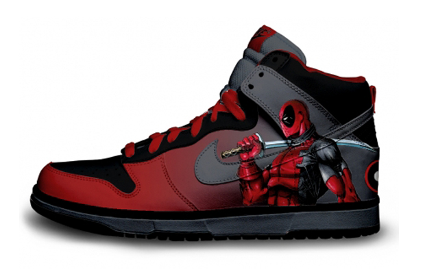 Marvel Nike Shoes