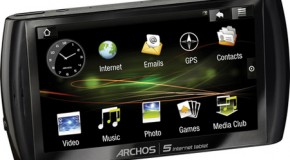 Leaked Price and Photos of Archos 5 Android Tablet
