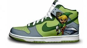 Nike'd Up: Nintendo Character Nike Sneakers