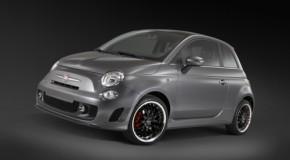 Chrysler's Low-Emission Fiat 500 Concept Car