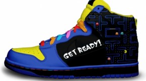 Nike'd Up: Pac-Man Nike Sneakers