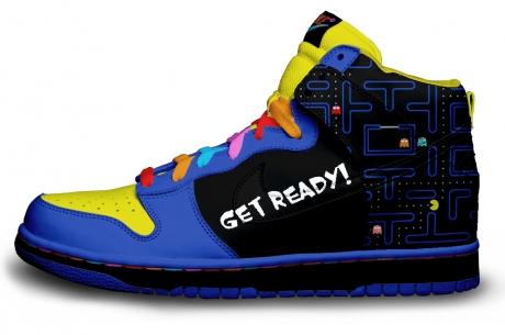 Pac-Man Nike Sneakers