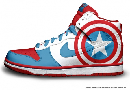 captain-america-nike-sneakers