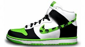 Nike'd Up: Space Invaders Nike Sneakers