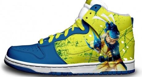 Nike'd Up: X-Men Wolverine Nike Sneakers