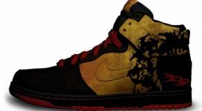 Nike'd Up: Frank Miller 300 Nike Sneakers