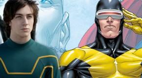 Kick-Ass Will Not Be Cyclops in X-Men: First Class