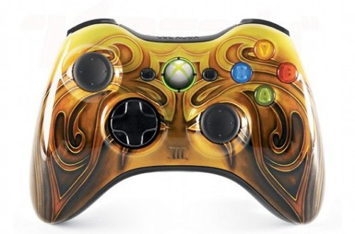 Fable III Limited Edition Controller Revealed