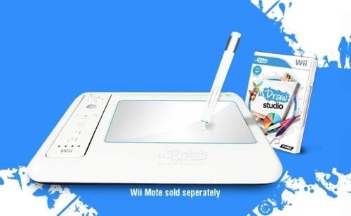 Nintendo Preps Tablet Peripheral For Wii