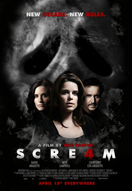 Scream 4 Teaser Trailer!!!