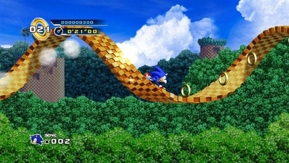 Sonic Anniversary Announced, Remaking Popular Levels