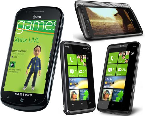 Windows 7 Phone Coming This November
