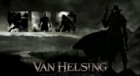 Become Van Helsing and Battle Classic Monsters in a New online game