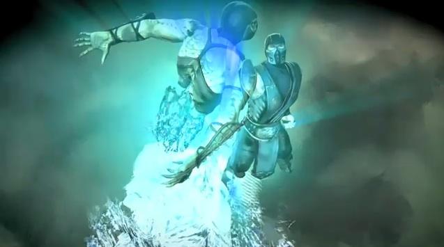 New Mortal Kombat Trailer Reveals Sub-Zero Backstory