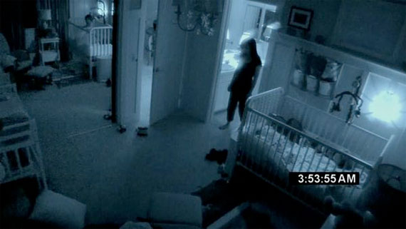 Who Saw Paranormal Activity 3 Coming? Everyone!