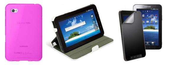Scosche Provides Galaxy S Tab Accessories Line-up