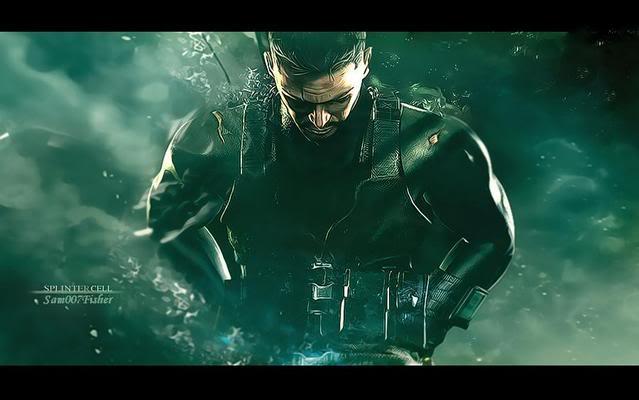 Splinter Cell 6 Confirmed!