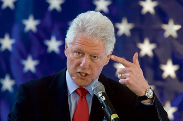 Bill Clinton Cast in The Hangover 2?