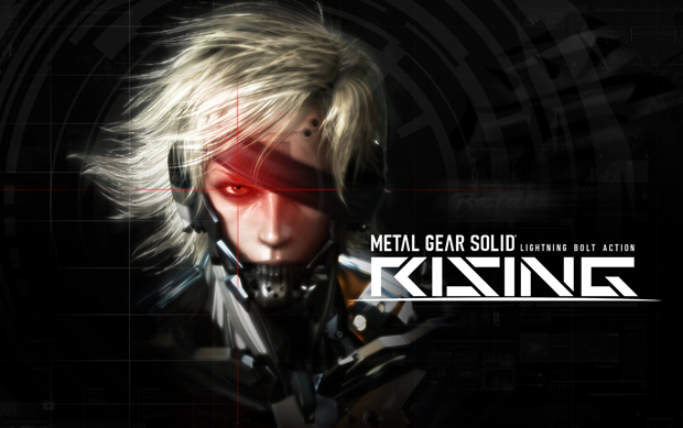 Metal Gear Solid Rising Set For Summer Release?