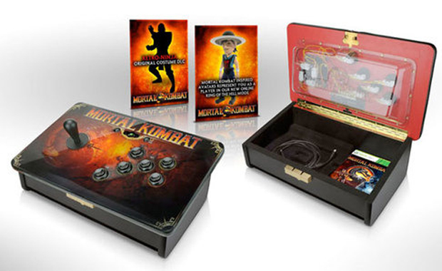 Mortal Kombat Kollector and Tournament Editions Announced