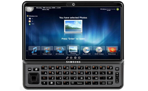 Samsung Preps 10-Inch Tablet With Keyboard