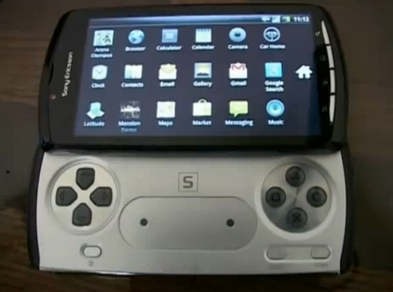 Sony Playstation Phone Footage Leaked!