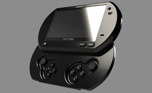 Is This The Sony PSP2?