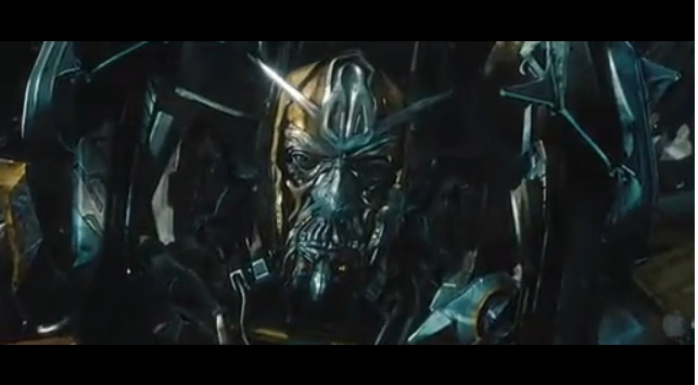 Transformers: The Dark of the Moon Teaser Trailer!