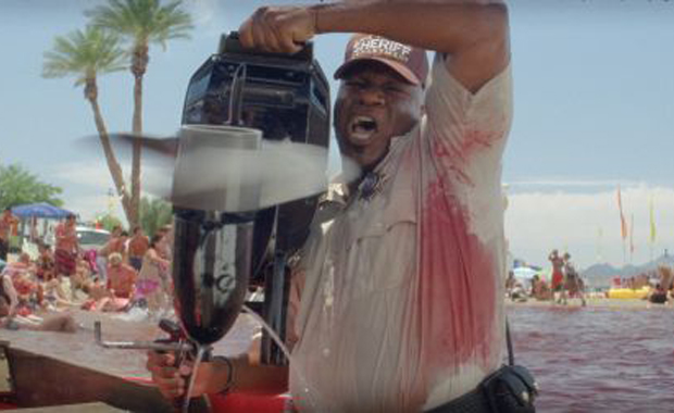 Thought You Were Dead! Ving Rhames Returns for Piranha 3DD?