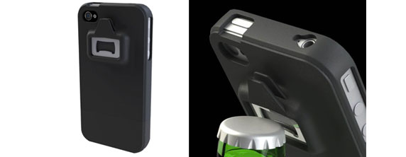 iPhone 4 Bottle and Can Opener Case