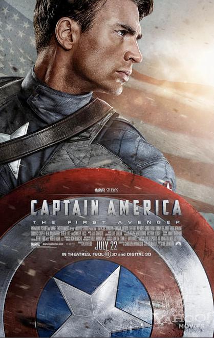 New Captain America: The First Avenger Poster Revealed
