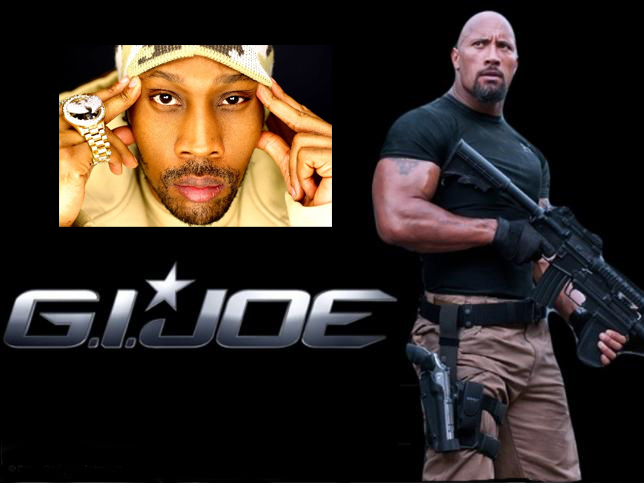 R&R: The Rock And The RZA Joins G.I. Joe 2