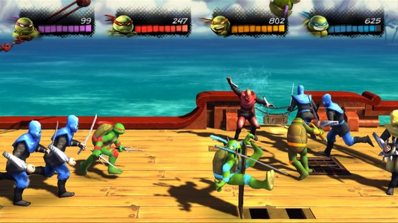 Turtles In Time Re-Shelled Being Shelved June 30th