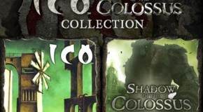 PS3 Shadow Of The Colossus/ICO Collection In Action