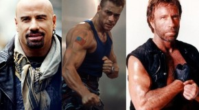 Van Damme, Norris & Travolta Suiting Up For The Expendables 2?