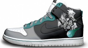 Nike'd Up: Final Fantasy VII Nike Sneakers