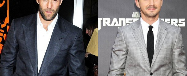 Expendable Jason Statham Replacing Shia In Transformers 4?