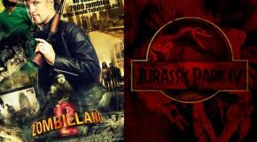 Zombieland 2 and Jurassic Park 4 Sequel Buzz