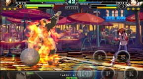 The King of the Fighters-i Combo Attacks Apple iOS Devices