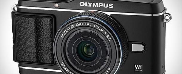 Olympus Unveils The PEN E-P3