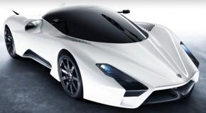 Stunning Shelby Tuatara Supercar Challenging Bugati Veyron Speed Record