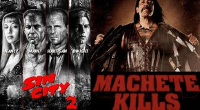 Robert Rodriguez Gives Sin City 2 and Machete Sequels Updates