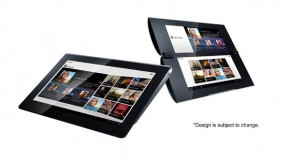 Sony Announces S1 and S2 Tablets Exclusively For AT&T