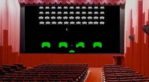 Hollywood Welcomes Space Invaders Movie